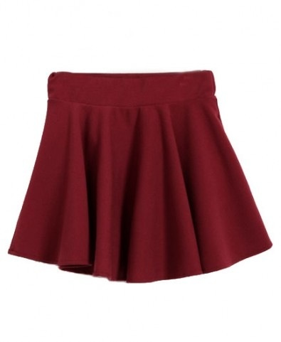 *free ship* Woollen Mini Skirt